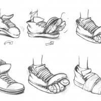 Chaussures d'Adam