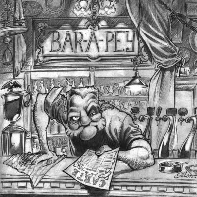 Bar a pey