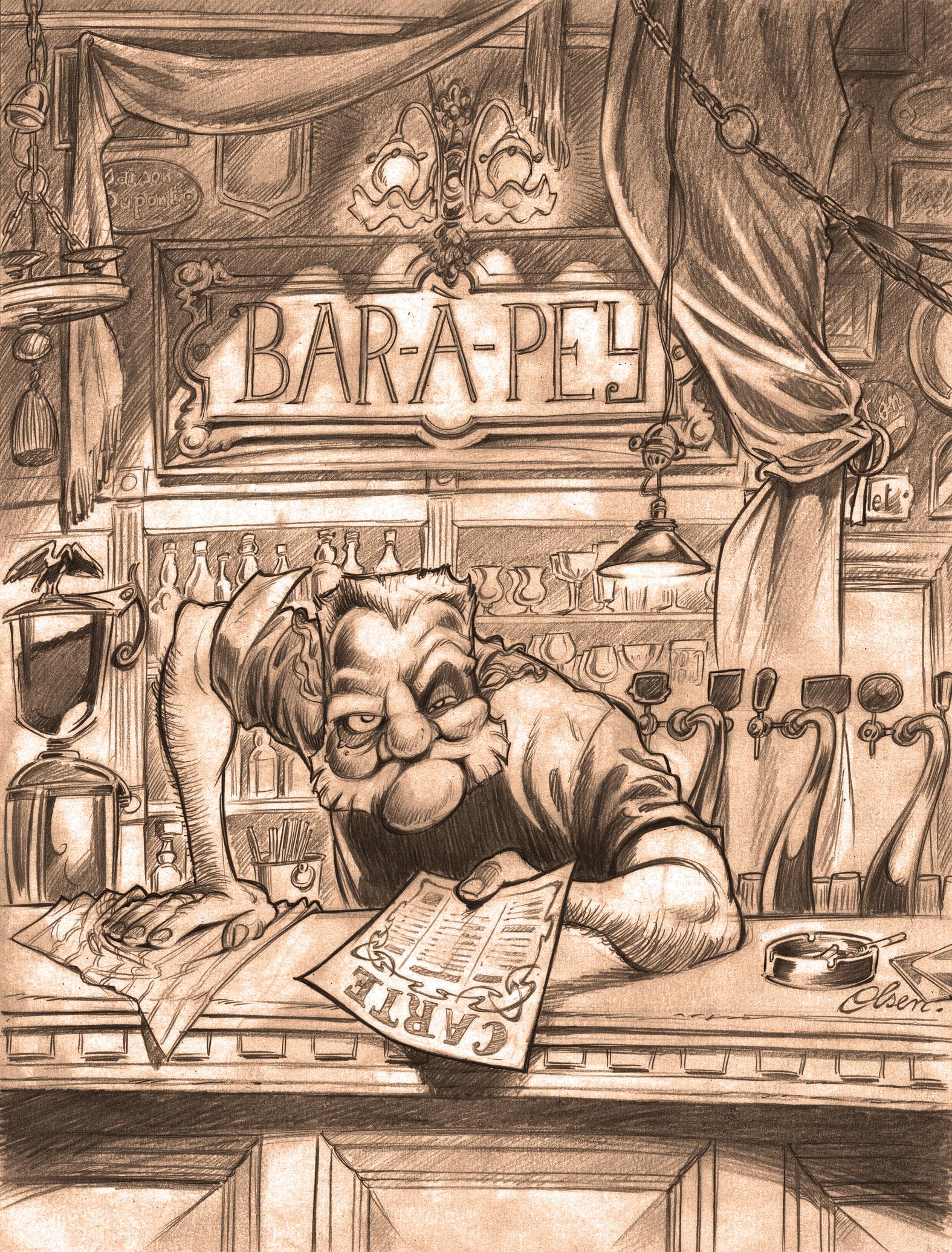 Bar à Pey