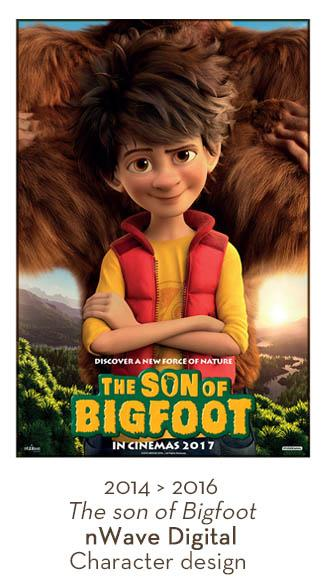 2014 bigfoot