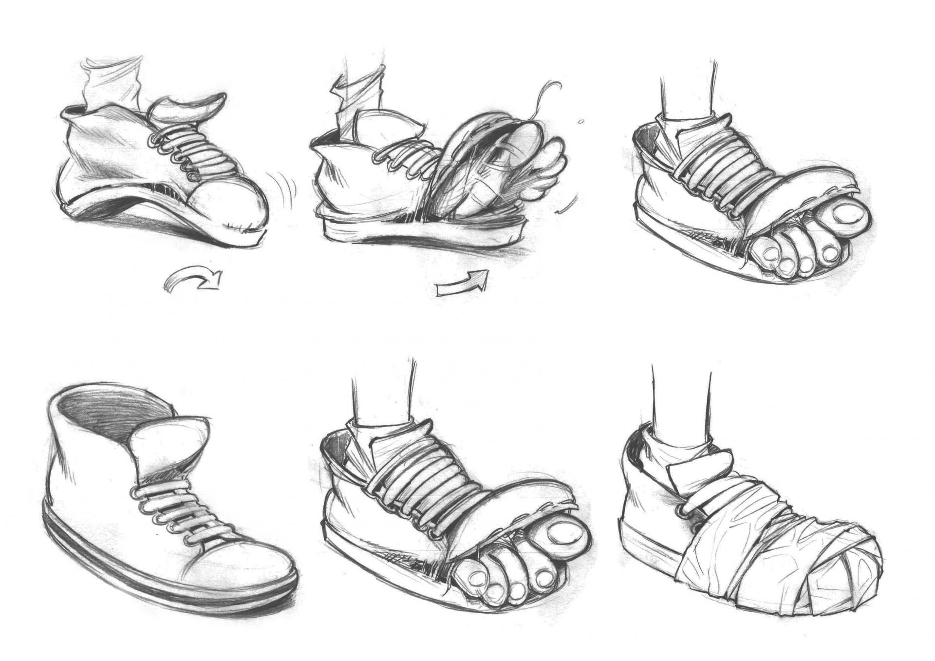 Adam shoes variations