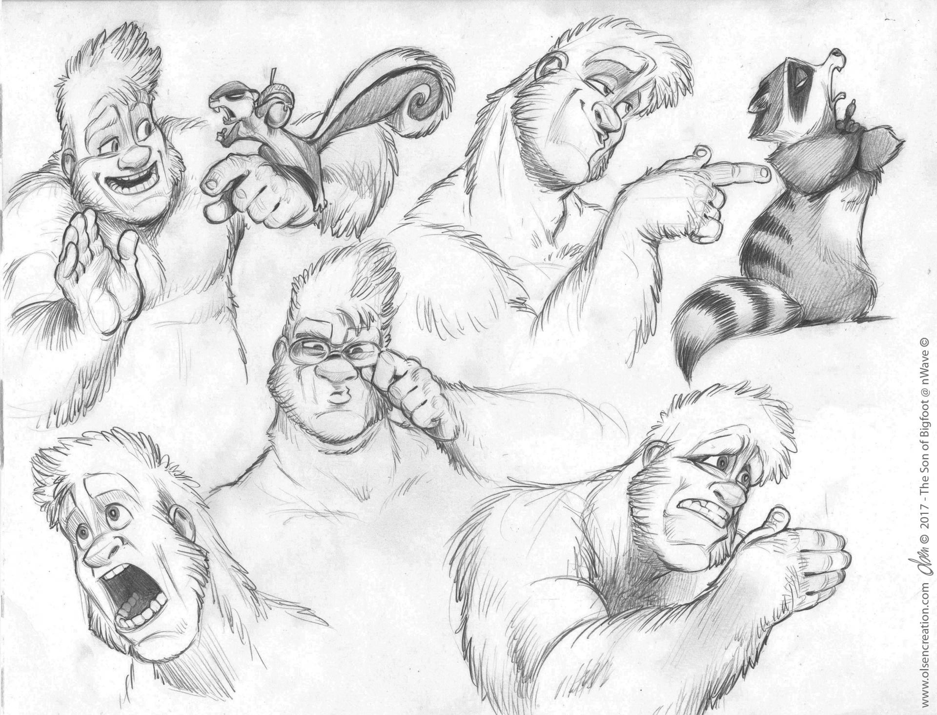 Bigfoot - Expressions tests