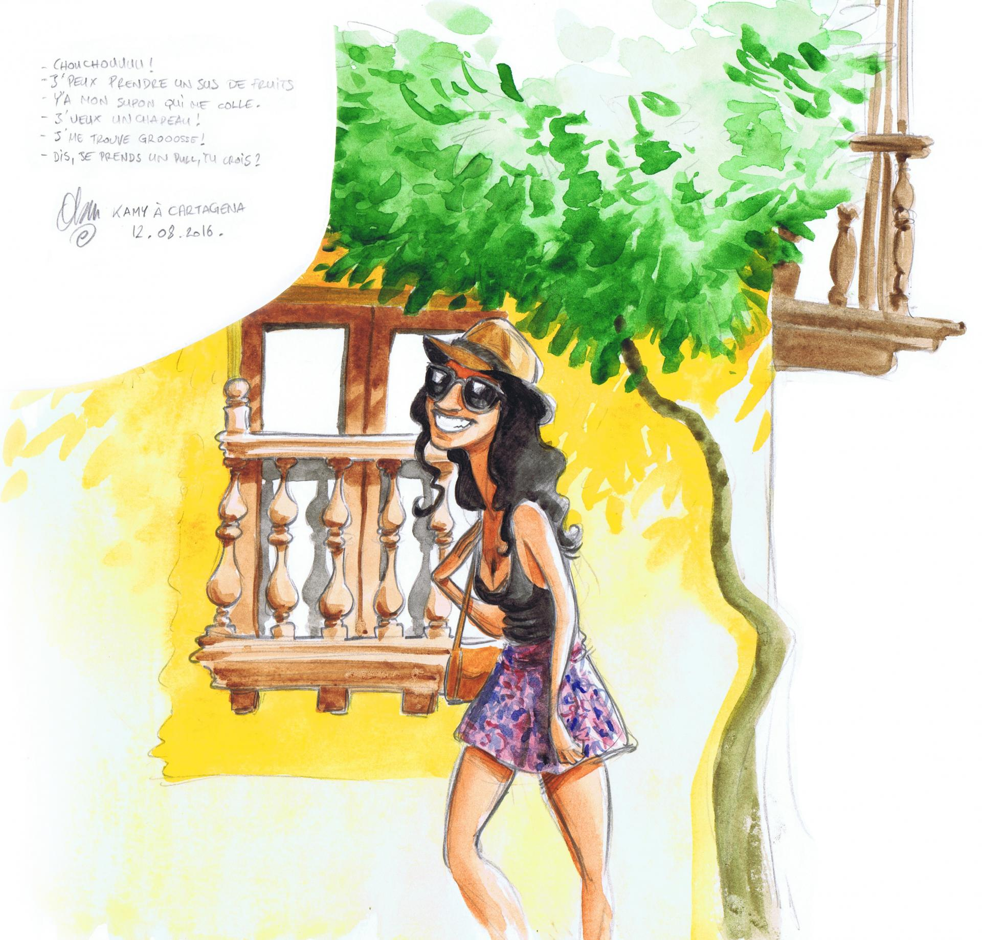 Cartagena Kamilia