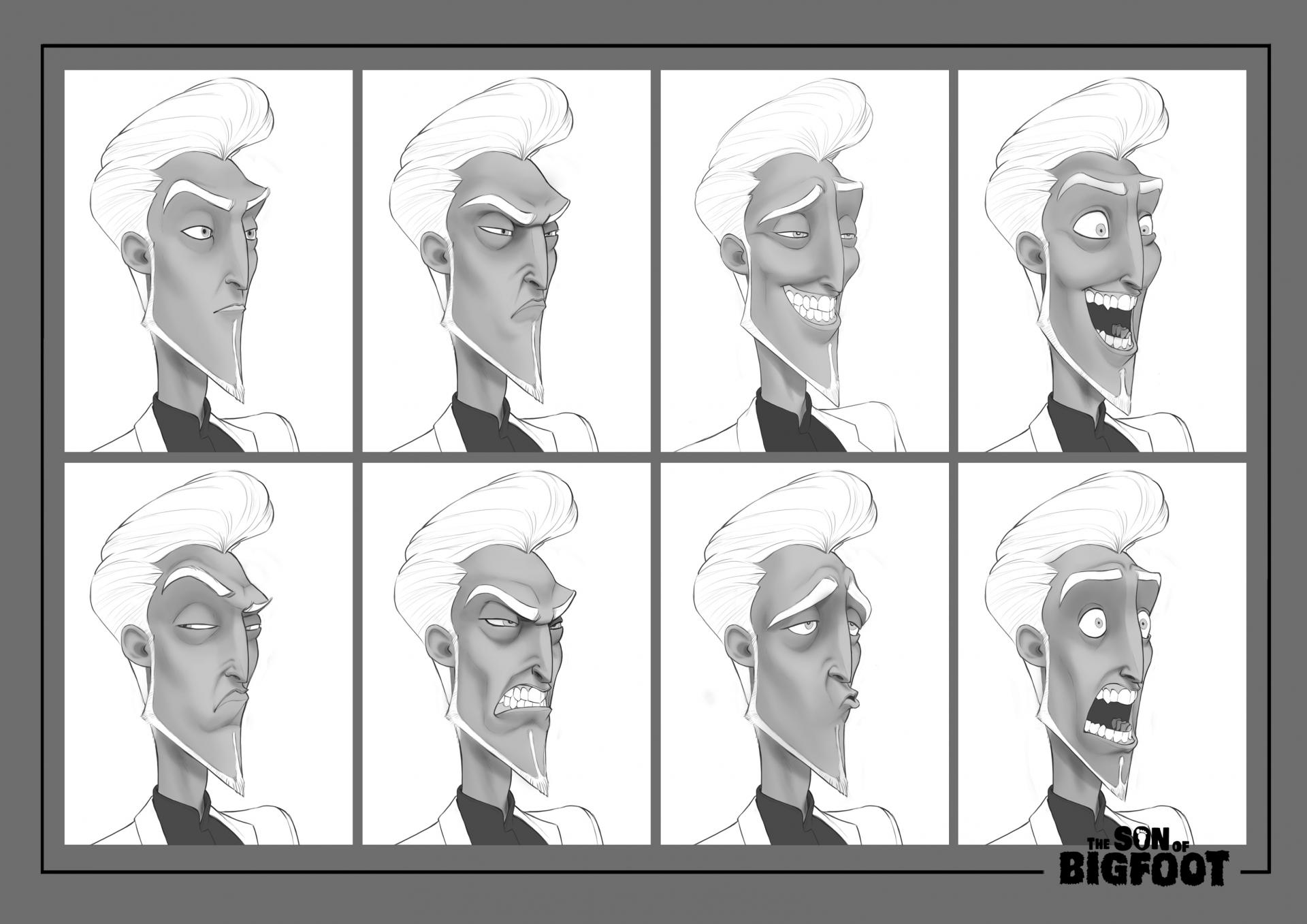 Eastman expression sheet