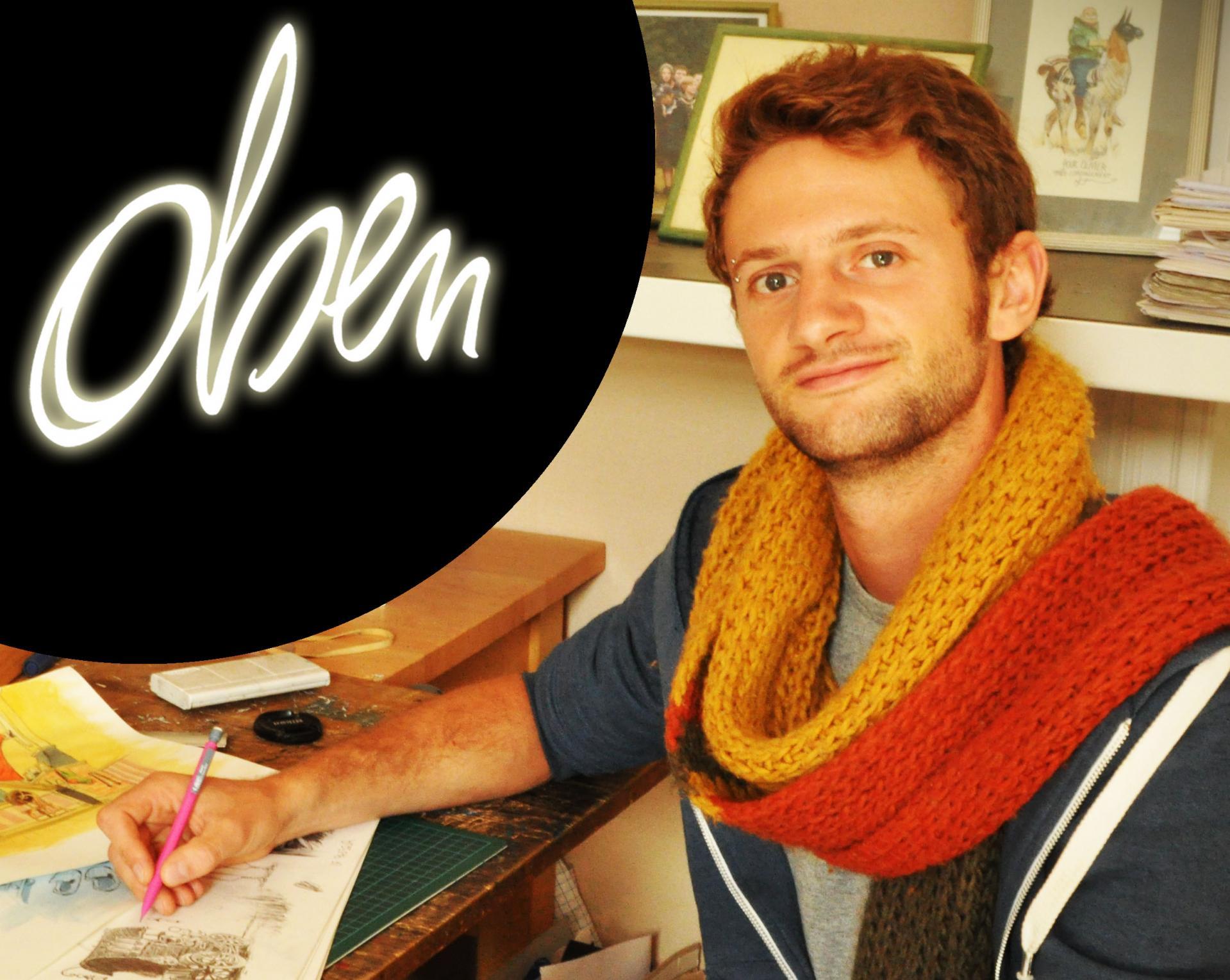 Hi, I'm Olsen!