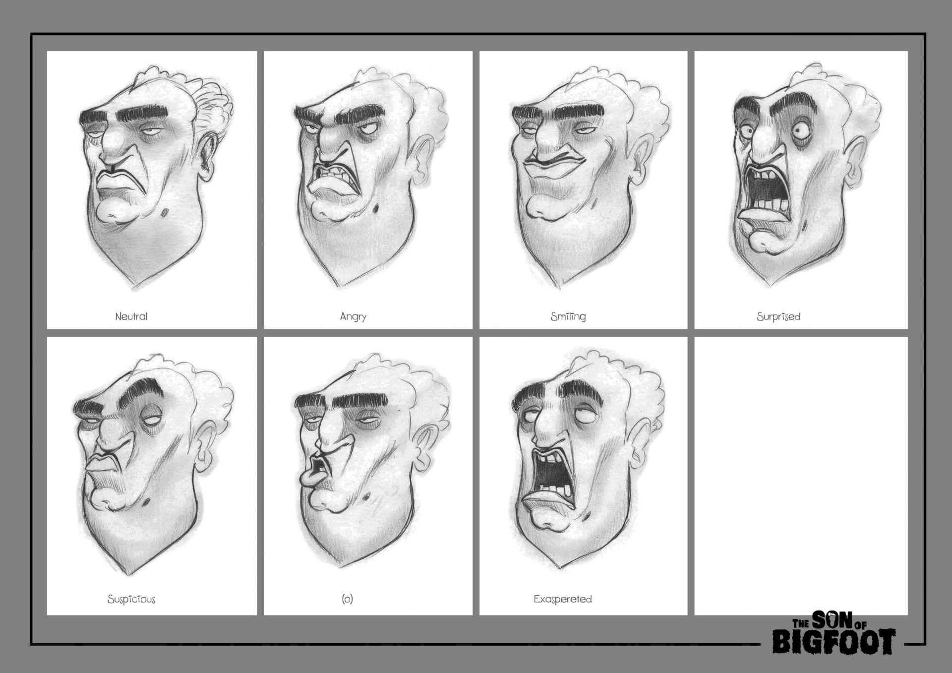 Principal jones expression sheet