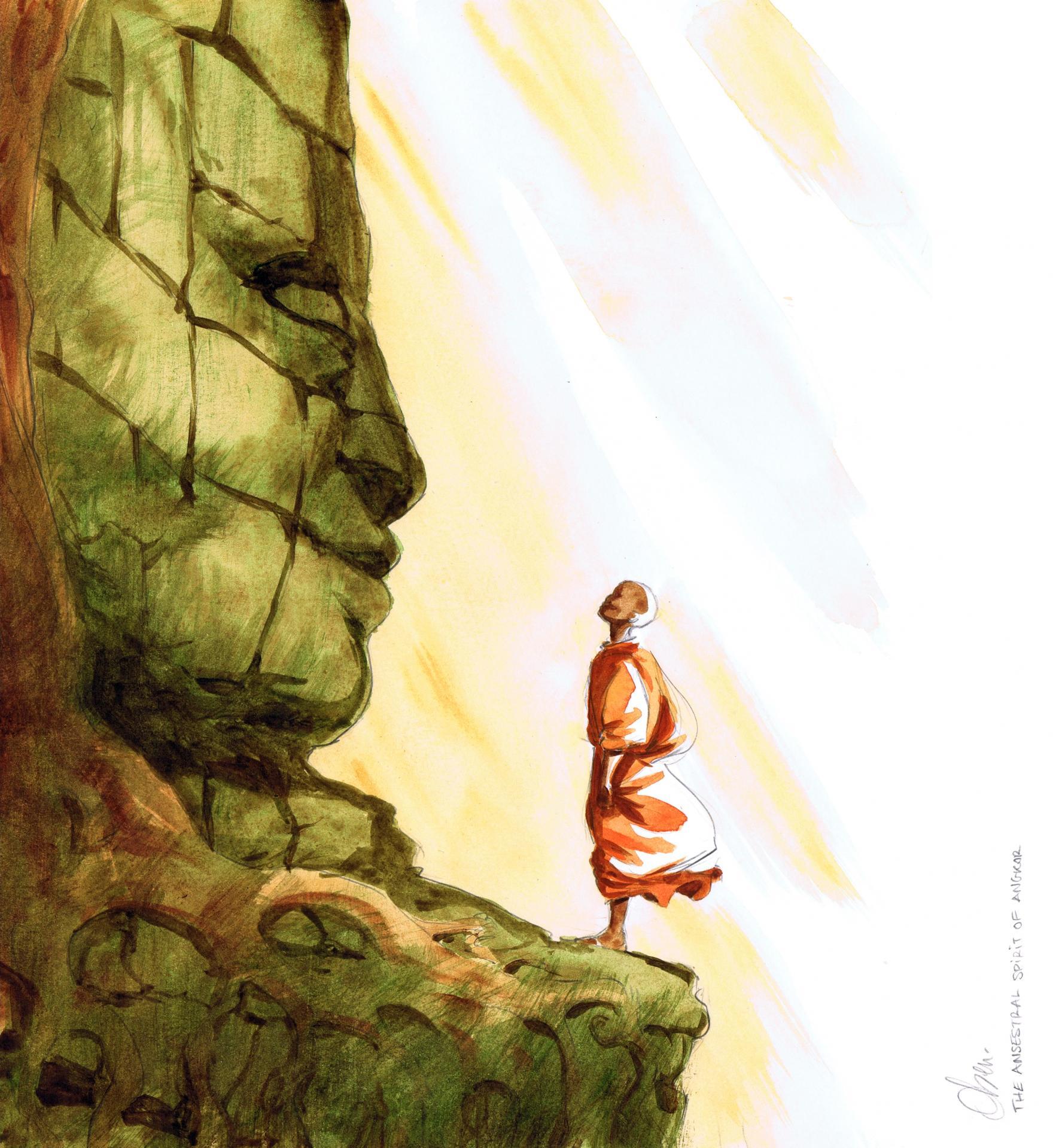 Ancestral Spirit of Angkor