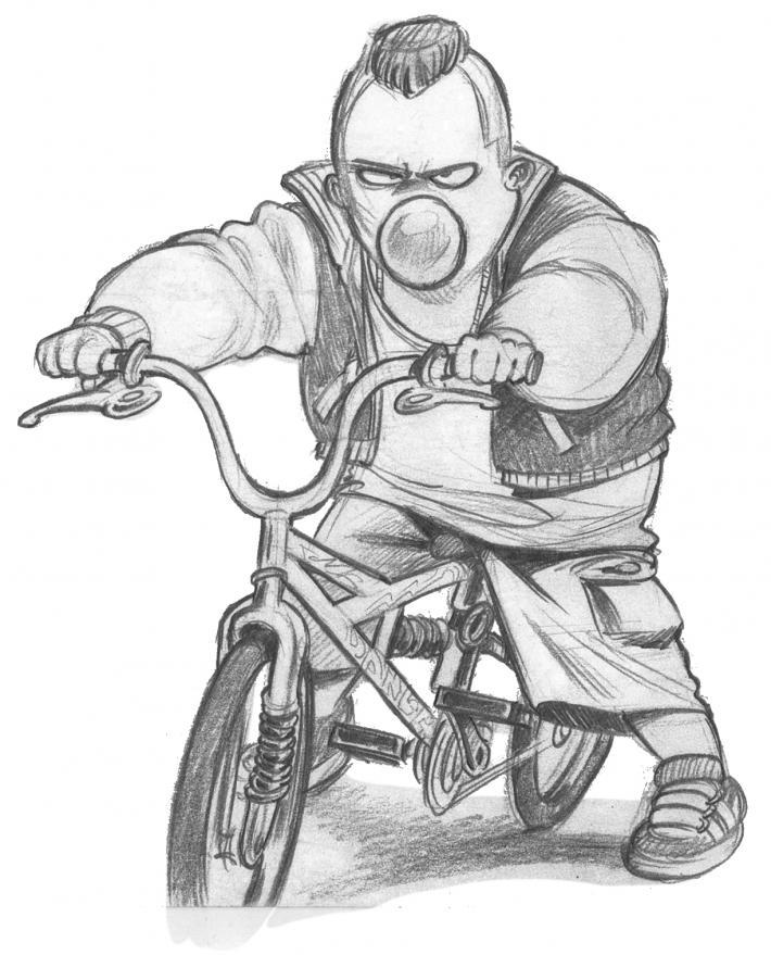 Toni - Vélo