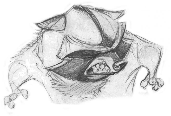 Trapper face 08